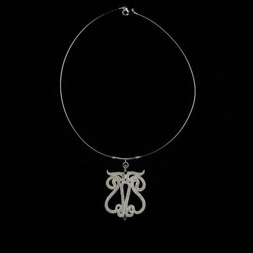 Necklace Lace 1