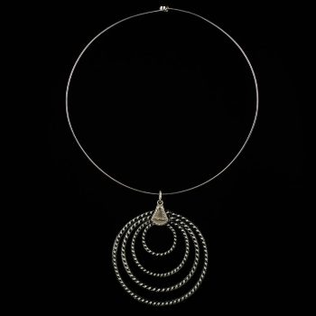 Necklace Rings Ag