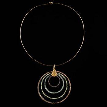 Necklace Rings Au