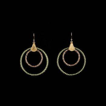 Earrings 2 Rings au