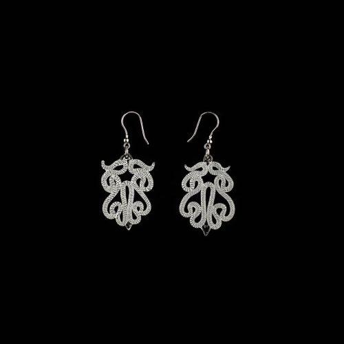 Earrings Lace 1