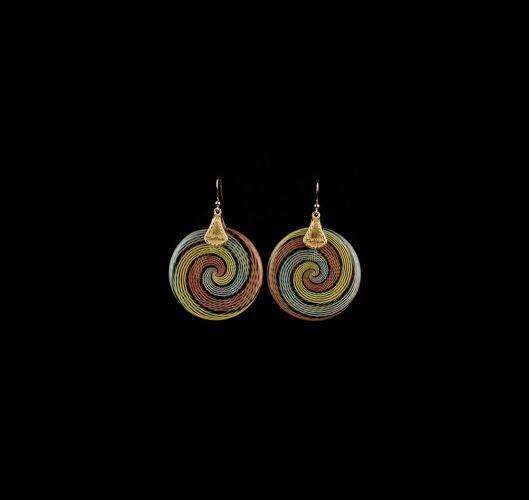 Earrings Rainbow Au