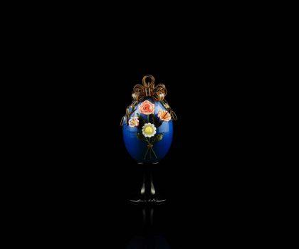 Uovo Piccolo Blu