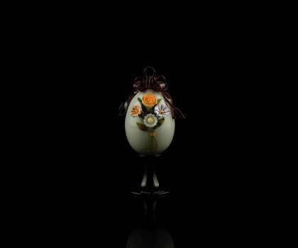 Uovo piccolo Verde